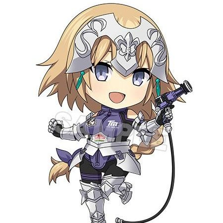 Good Smile Racing & Type-Moon Racing Nendoroid Jeanne d'Arc: Racing Ver.-0