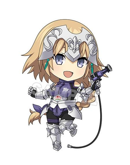 Good Smile Racing & Type-Moon Racing Nendoroid Jeanne d'Arc: Racing Ver.-0