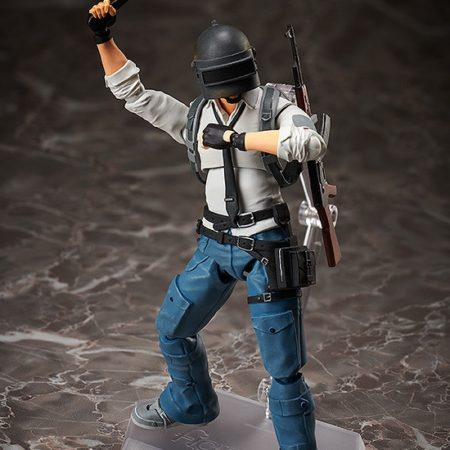 PLAYERUNKNOWN'S BATTLEGROUNDS figma The Lone Survivor-8552