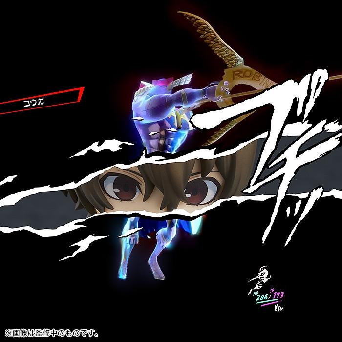 Persona 5 The Animation Nendoroid Goro Akechi Phantom Thief Ver.-8522