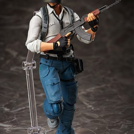 PLAYERUNKNOWN'S BATTLEGROUNDS figma The Lone Survivor-8551