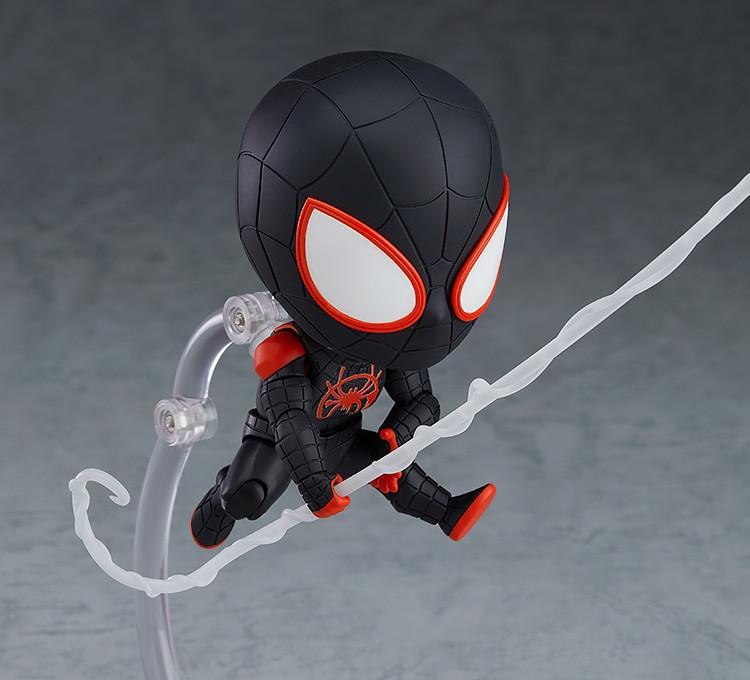 Spider-man Nendoroid Miles Morales Spider-Verse Edition DX Ver.-8479