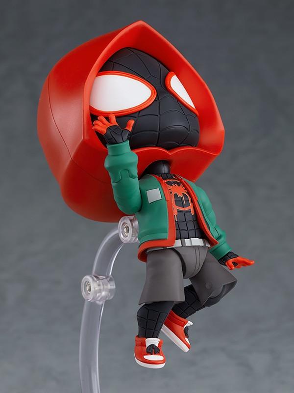 Spider-man Nendoroid Miles Morales Spider-Verse Edition DX Ver.-0