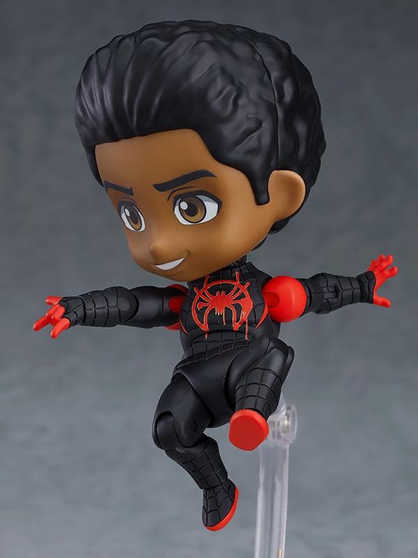 Spider-man Nendoroid Miles Morales Spider-Verse Edition DX Ver.-8481