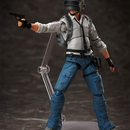 PLAYERUNKNOWN'S BATTLEGROUNDS figma The Lone Survivor-8554