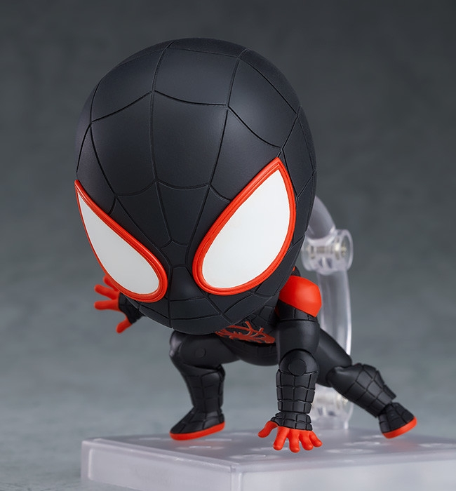 Spider-man Nendoroid Miles Morales Spider-Verse Edition DX Ver.-8478