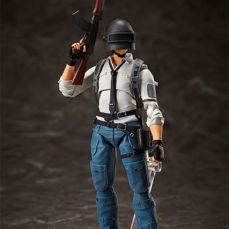 PLAYERUNKNOWN'S BATTLEGROUNDS figma The Lone Survivor-8553