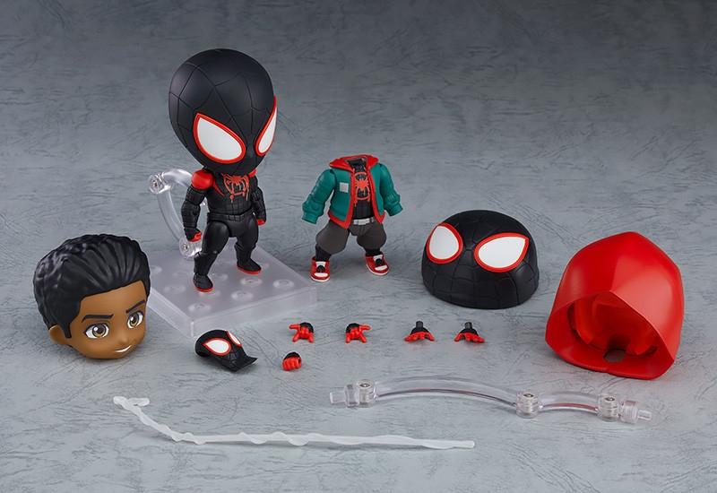 Spider-man Nendoroid Miles Morales Spider-Verse Edition DX Ver.-8475