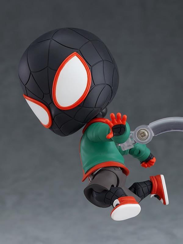Spider-man Nendoroid Miles Morales Spider-Verse Edition DX Ver.-8477