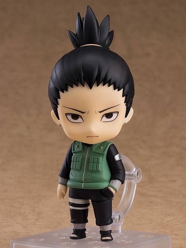 Naruto Shippuden Nendoroid Shikamaru Nara-0