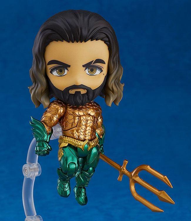 Aquaman Movie Nendoroid Aquaman Hero's Edition-0