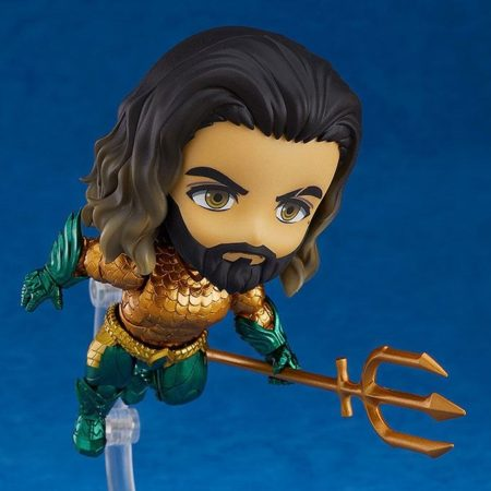 Aquaman Movie Nendoroid Aquaman Hero's Edition-8524