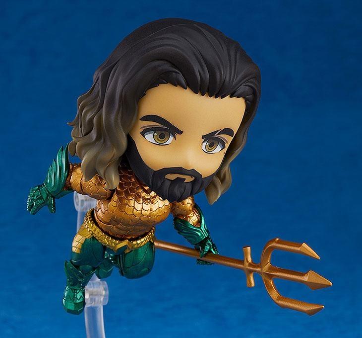 Aquaman Movie Nendoroid Aquaman Hero's Edition-8524