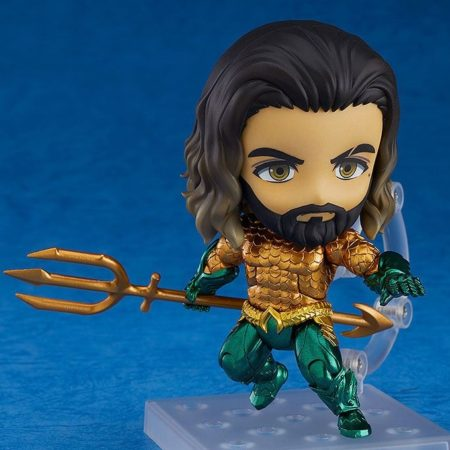 Aquaman Movie Nendoroid Aquaman Hero's Edition-8525
