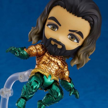 Aquaman Movie Nendoroid Aquaman Hero's Edition-8526