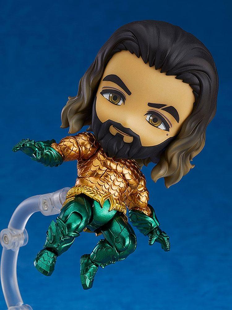 Aquaman Movie Nendoroid Aquaman Hero's Edition-8526