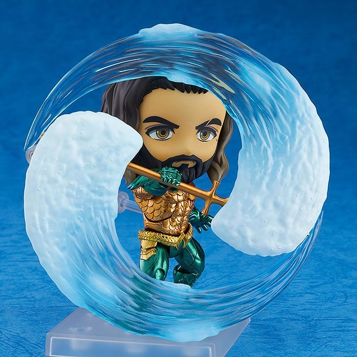 Aquaman Movie Nendoroid Aquaman Hero's Edition-8527