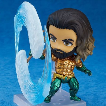 Aquaman Movie Nendoroid Aquaman Hero's Edition-8528