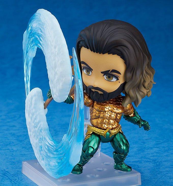 Aquaman Movie Nendoroid Aquaman Hero's Edition-8528