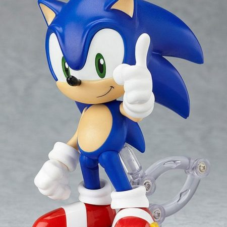 Sonic The Hedgehog Nendoroid Sonic The Hedgehog-0