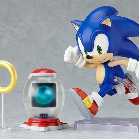 Sonic The Hedgehog Nendoroid Sonic The Hedgehog-8593