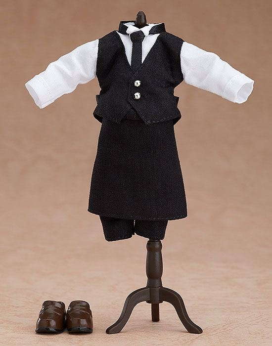 Original Character Parts for Nendoroid Doll Figures Outfit Set (Cafe - Boy)-0