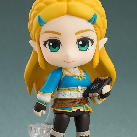 The Legend of Zelda Breath of the Wild Nendoroid Zelda-0