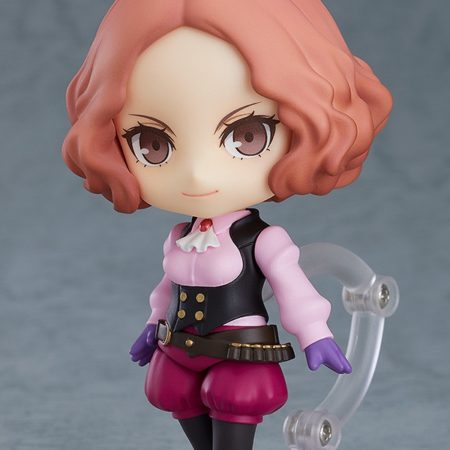 Persona 5 the Animation Nendoroid Haru Okumura Phantom Thief Ver.-8656