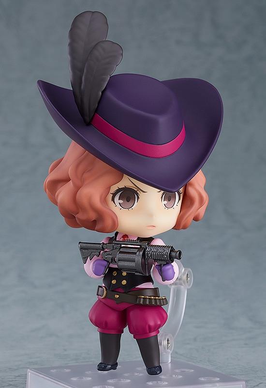 Persona 5 the Animation Nendoroid Haru Okumura Phantom Thief Ver.-8654