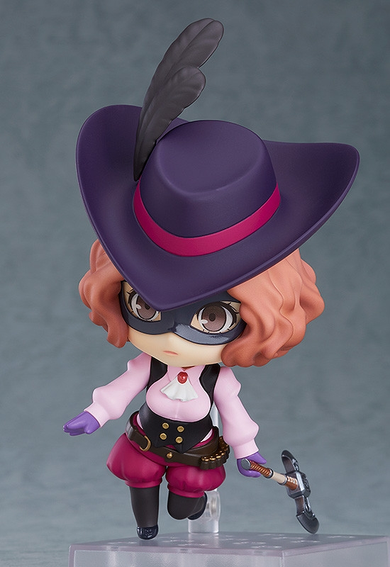 Persona 5 the Animation Nendoroid Haru Okumura Phantom Thief Ver.-8653