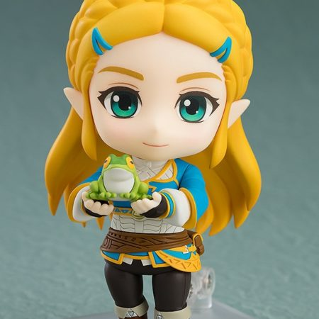 The Legend of Zelda Breath of the Wild Nendoroid Zelda-8673