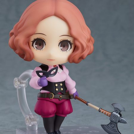 Persona 5 the Animation Nendoroid Haru Okumura Phantom Thief Ver.-8655