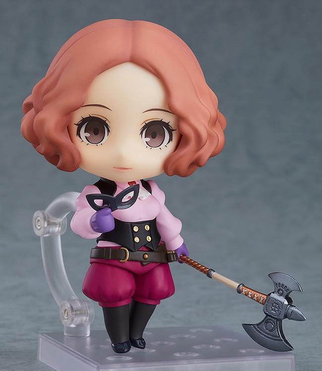 Persona 5 the Animation Nendoroid Haru Okumura Phantom Thief Ver.-8655