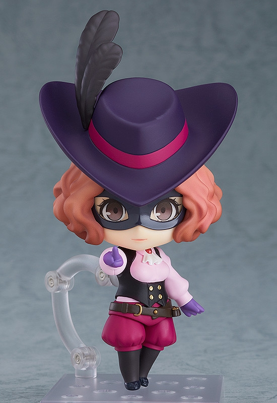 Persona 5 the Animation Nendoroid Haru Okumura Phantom Thief Ver.-0