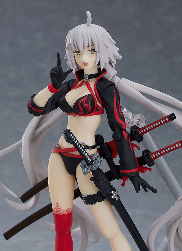 Fate/Grand Order Figma Berserker/Jeanne d'Arc (Alter)-8671