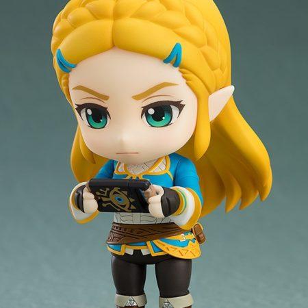 The Legend of Zelda Breath of the Wild Nendoroid Zelda-8674