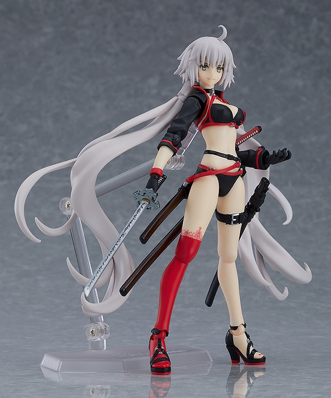 Fate/Grand Order Figma Berserker/Jeanne d'Arc (Alter)-0