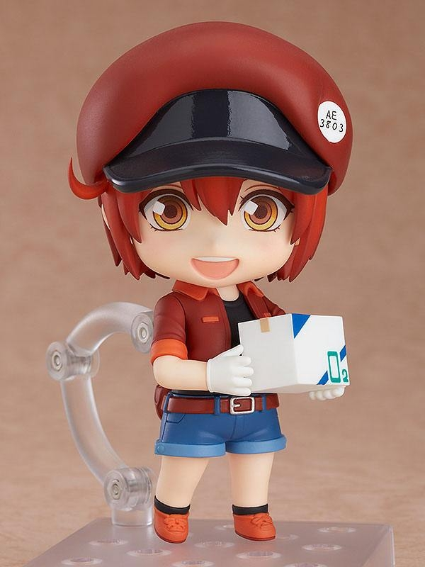 Cells at Work! Nendoroid Red Blood Cell-0