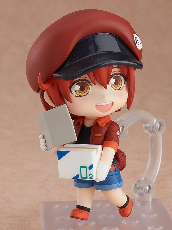 Cells at Work! Nendoroid Red Blood Cell-8685