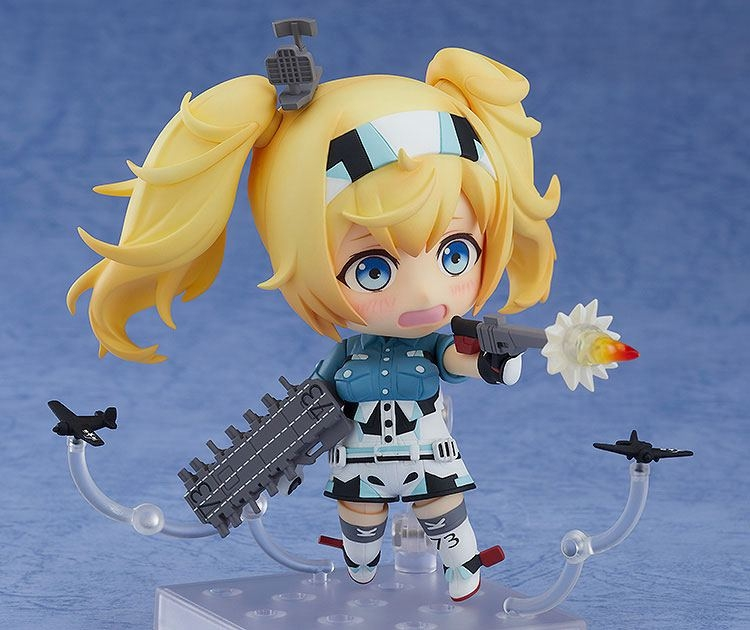 Kantai Collection Nendoroid Gambier Bay-8643