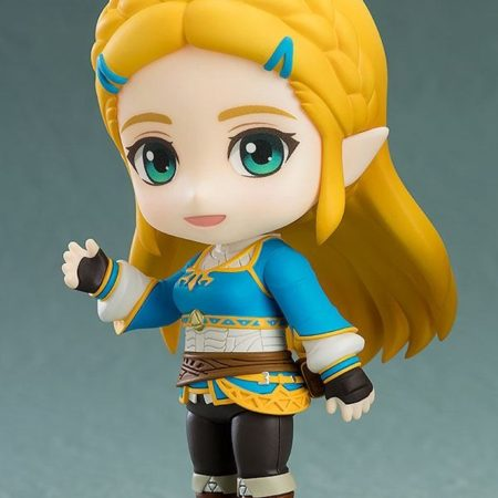 The Legend of Zelda Breath of the Wild Nendoroid Zelda-8676