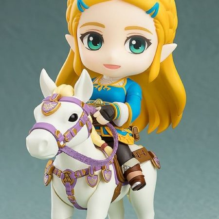 The Legend of Zelda Breath of the Wild Nendoroid Zelda-8677