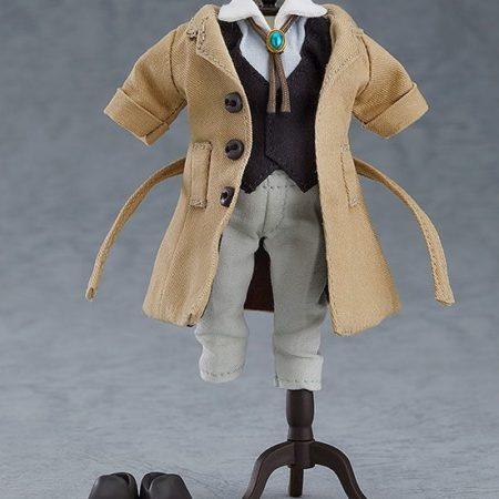 Bungo Stray Dogs Nendoroid Doll Outfit Set Osamu Dazai-0