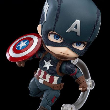 Avengers Endgame Captain America Nendoroid