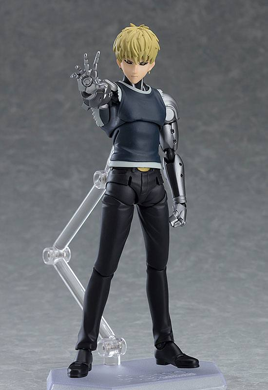 One Punch Man Figma Genos