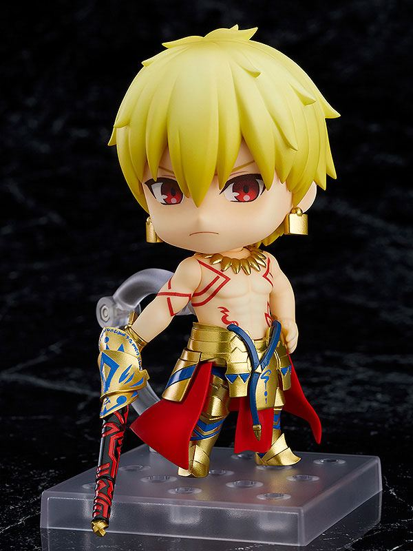 Fate/Grand Order Nendoroid Archer/Gilgamesh: Third Ascension Ver.