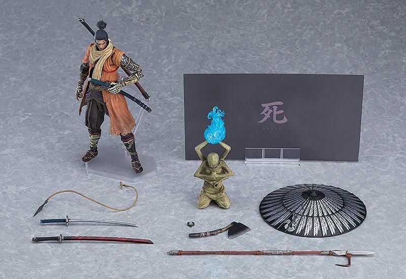 "figma ""Sekiro: Shadows Die Twice"" Sekiro DX Edition"