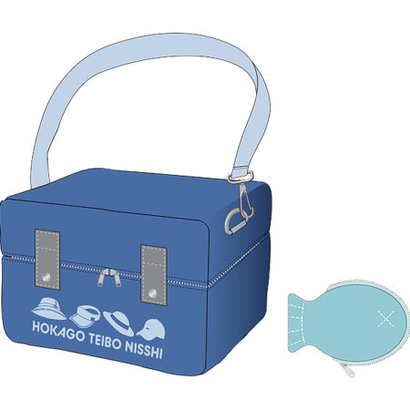 Diary of Our Days at the Breakwater Nendoroid Pouch