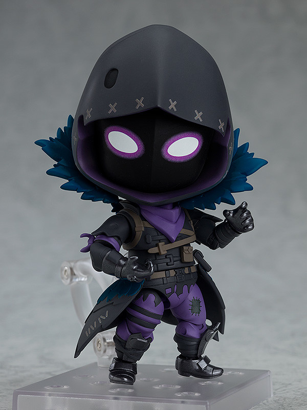 Fortnite Nendoroid Raven