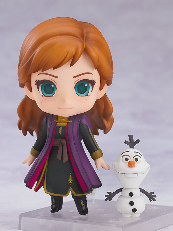 Nendoroid Anna: Travel Costume Ver.